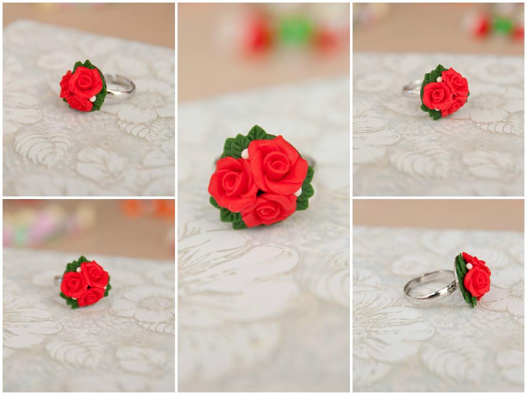 Кольцо «Розы»