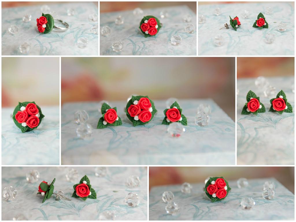 Комплект «Розы»