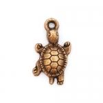 300611 Подвеска 'Черепаха', античная бронза