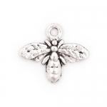 300614 Подвеска 'Шмель', античное серебро