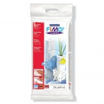 FIMO air light, Самоотвердевающая полимерная глина, белая, 250 г.